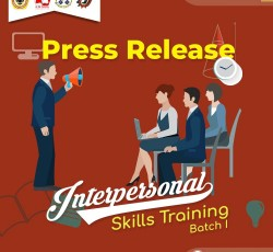 [Press Release : IST Batch 1]